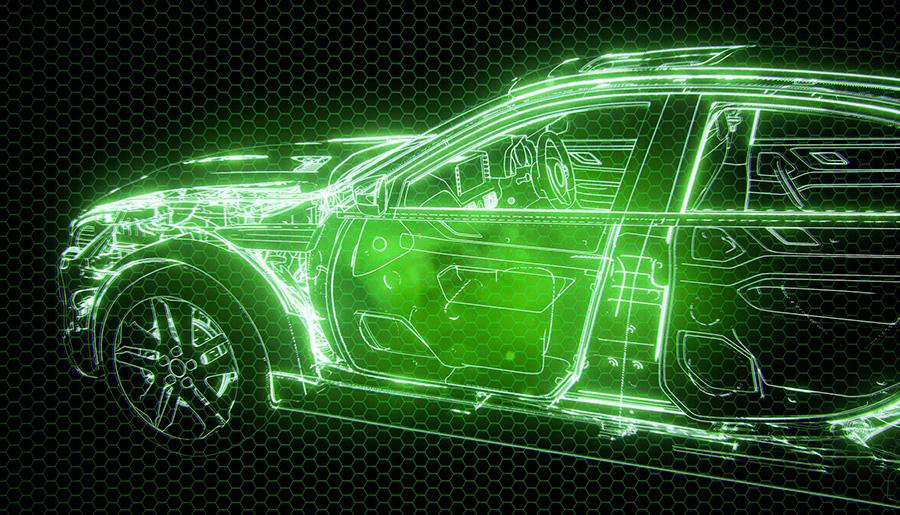 自動車に活きる技術