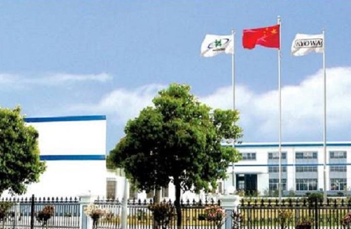 中国蘇州協力会社